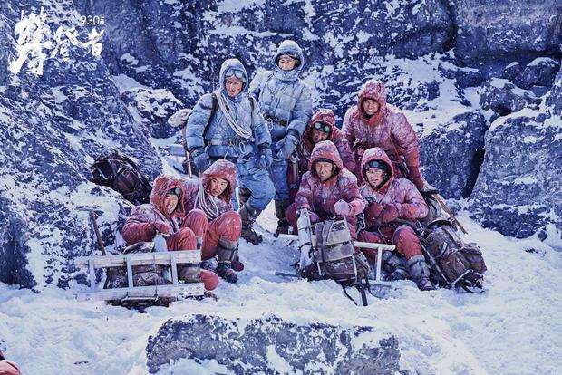 电影投资:吴京再现荧屏,国庆节给你讲述攀登者的故事