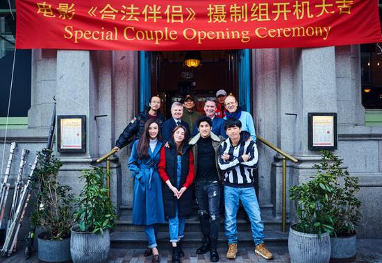 电影投资:《合法伴侣》上映,张榕容的现代扮相也很惊艳
